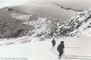 Le glacier du Seil de la Baque