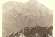 Pic du Midi vu depuis le pic des Quatre Thermes