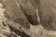 Face Nord du Vignemale et Couloir de Gaube