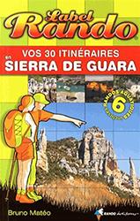 30 itinéraires en Sierra de Guara