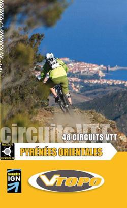 48 circuits VTT dans les Pyrénées-Orientales