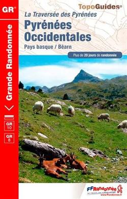 La traversée des Pyrénées – Pyrénées occidentales – Pays Basque / Béarn
