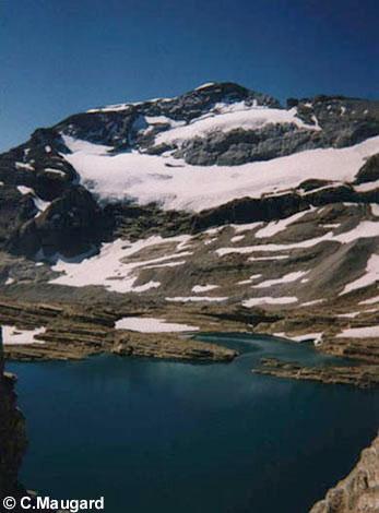 La Face Nord du Mont-Perdu