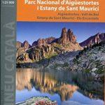 Cartes Alpina E-25 - Parc Nacional d'Aigüestortes I Estany de Sant Maurici (2 cartes)