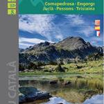 Carte Alpina Cerdanya - Capcir - Andorra