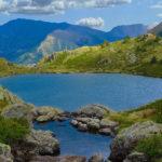 Les lacs en Andorre