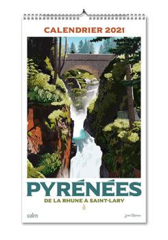 Calendrier Pyrénées 2021