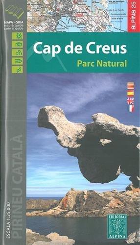 Carte Alpina E-25 Cap de Creus Parc Naturel