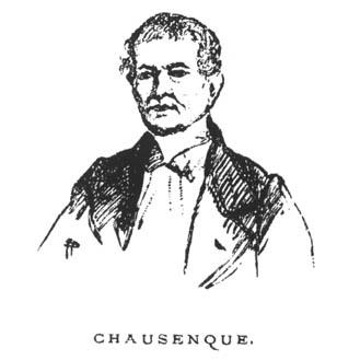 Vincent Chausenque