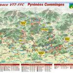 Espace VTT - FFC N° 119 Pyrénées Comminges