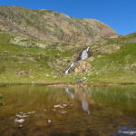 L' Estany Blau de Guerosso – Catalogne – Vall de Cardós