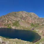 L' Estany Blau de Guerosso - Catalogne - Vall de Cardós