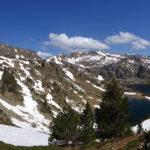 Estany de Garrabea – Catalogne – Vall d'Aneu – Noguera Pallaresa