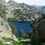 Estany de Gerber - Catalogne – Vall d'Àneu – Vallon de Gerber