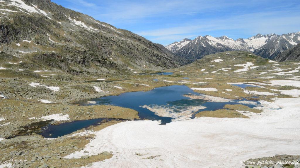 L' estany de l'Ubaga d'Anglos