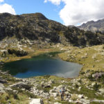 Estany de la Coma d'Amitges - Catalogne - Vall de Boí - Vall de Sant Nicolau