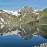 Estany de Llauset - Aragon - Vallée de Barrabés