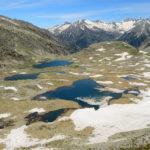 Estany del Mig d'Anglos (ou Anglios) – Aragon – Vallée de Barrabés