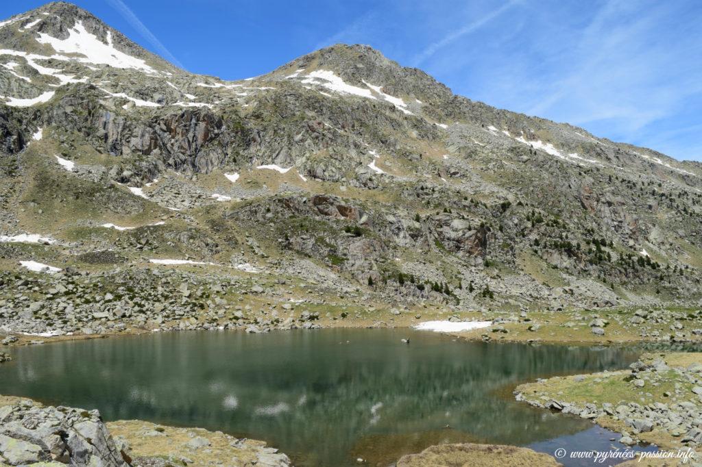 L'estany del Mig d'Anglos