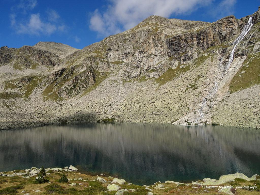 L'estany de Gemena de Dalt