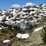 Estany Pudo - Catalogne – Vall d'Aneu – Noguera Pallaresa