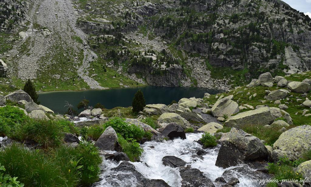 L' Estany Negre - Vall de Boí