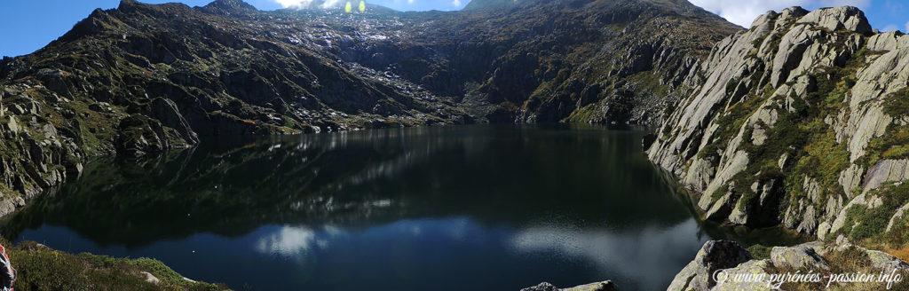 L'étang d'Alet