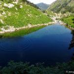 Étang de Cabadas - Ariège - Vallée d'Oust - Vallée d'Aulus