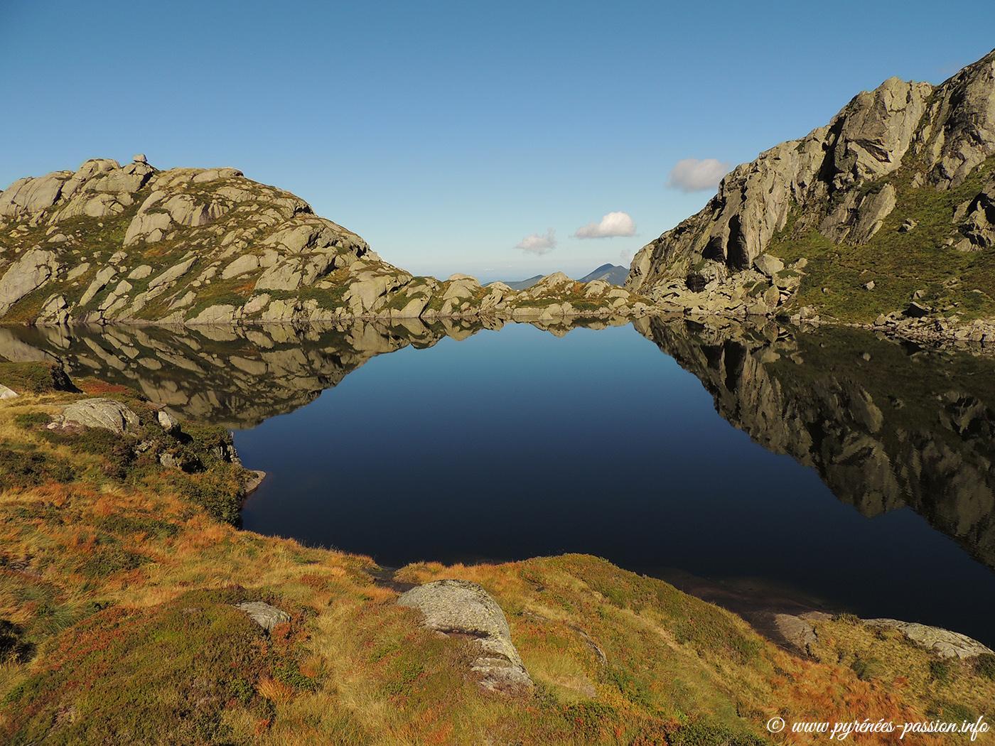 L'étang de la Hilette