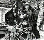 Tour de France 1913:  Le forgeron de Sainte-Marie de Campan