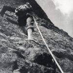 La première ascension de la face Nord du Vignemale