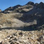 Ibón de Lenés - Aragon - Vallée de Chistau