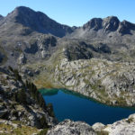 Ibon inférieur de Brazato - Aragon - Vallée de Tena