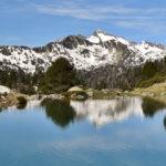 Le lac de Bastan inférieur - Hautes-Pyrénées - Vallée d'Aure - Massif du Néouvielle