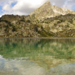 Le lac de Bastan supérieur - Hautes-Pyrénées - Vallée d'Aure - Massif du Néouvielle
