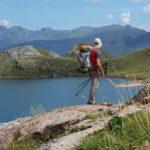 Le lac d' Estaens – Aragon – Sierra de Bernera