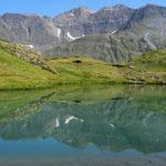 Le lac de Bassia - Vallée de Luz-Saint-Sauveur - Gèdre