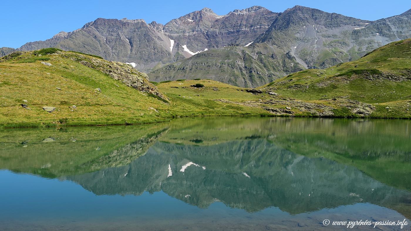 Lac de Bassia - Campbieilh