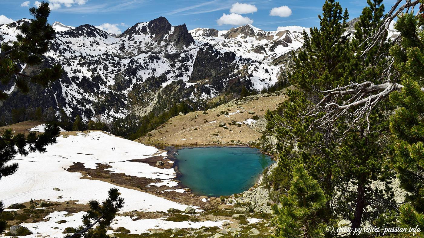 Lac de Bastanet inférieur