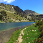 Le lac de Bastanet supérieur - Vallée d'Aure - Néouvielle