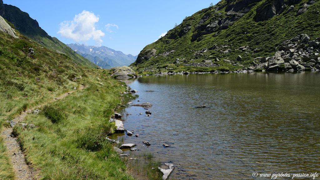 Le lac de Cestréde