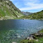 Le lac de Langle - Hautes-Pyrénées - Val d'Azun - Vallée d'Estaing