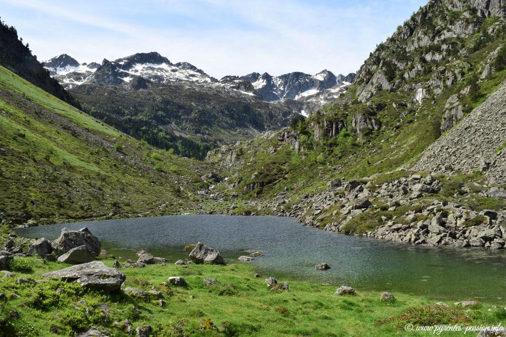 Lac de Langle - Hautes-Pyrénées - Val d'Azun