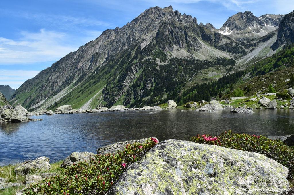 Les lacs de Liantran - Hautes-Pyrénées