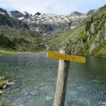 Le lac de Plaa de Prat - Hautes-Pyrénées - Val d'Azun - Vallée d'Estaing