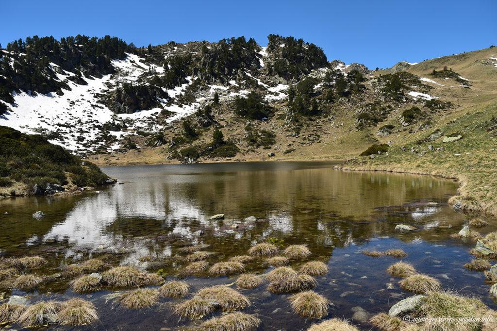 Lac de Sendrosa de Baish
