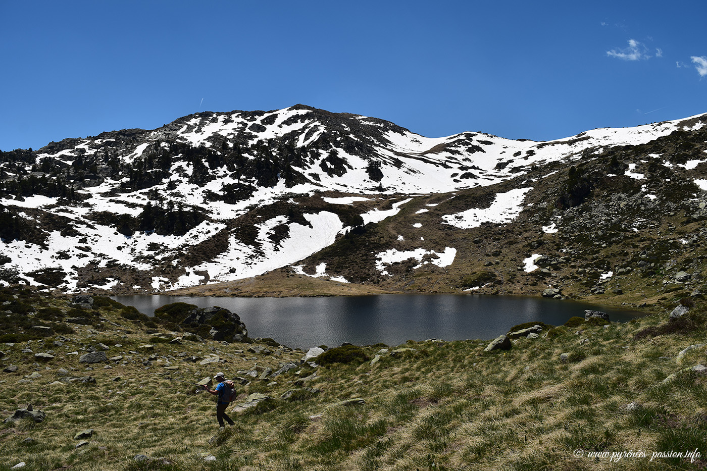 Les lacs de Sendrosa