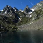 Le lac du Barbat - Hautes-Pyrénées - Val d'Azun - Vallée d'Estaing