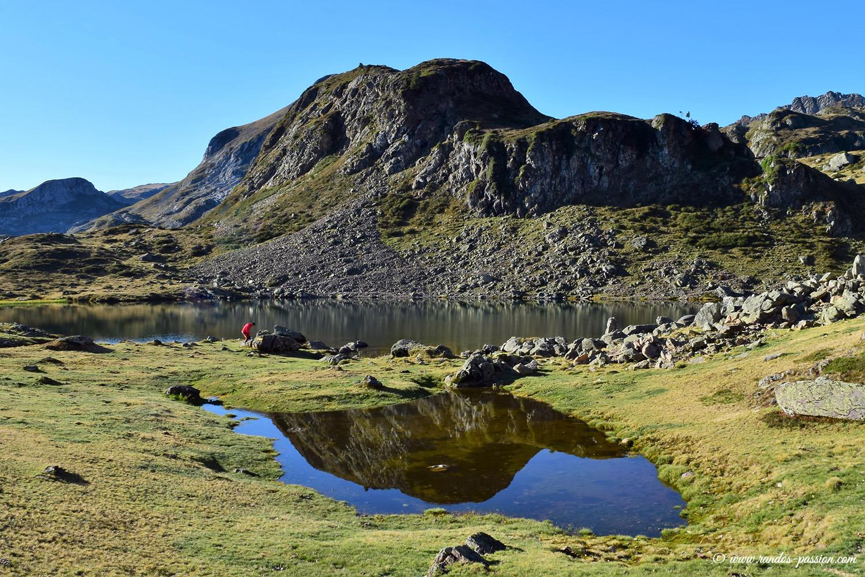 Le lac du Miey