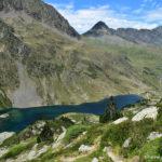 Le lac d'Ilhéou - Vallée de Cauterets - Cambasque
